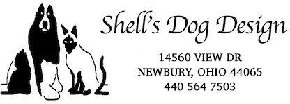 Shell's Dog Design